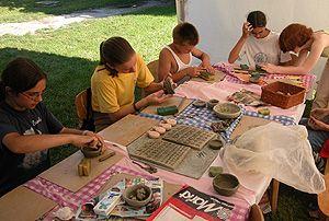 A dunaszekcsői limes-tábor, 2005.